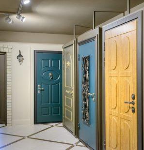 Изготовление входной двери на заказ