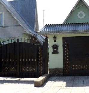 ворота для гаража от производителя